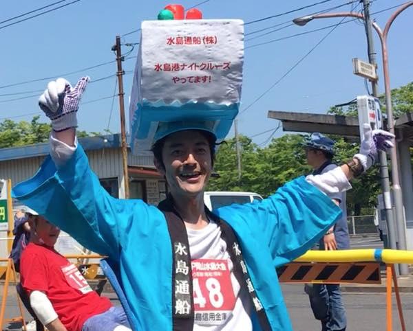 水島通船、特別賞をいただきました!@いすー1グランプリ2019水島大会